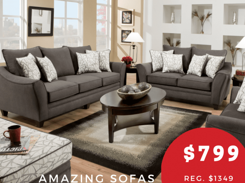 American Furniture 8350