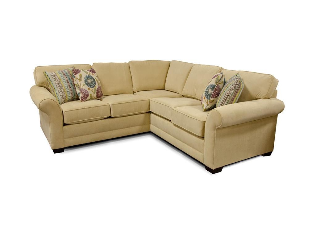 England Living Room Sectional