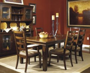 ... Living Room U0026 Dining Room Furniture | Rochester. WoodBed DiningTable Part 58