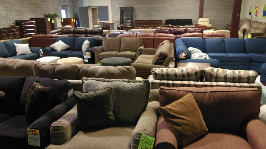 We Have A Great Variety Of Furniture For Every Room In Your House In Our  Clearance Warehouse.