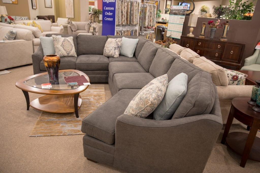 The Harmony, sectionals on sale