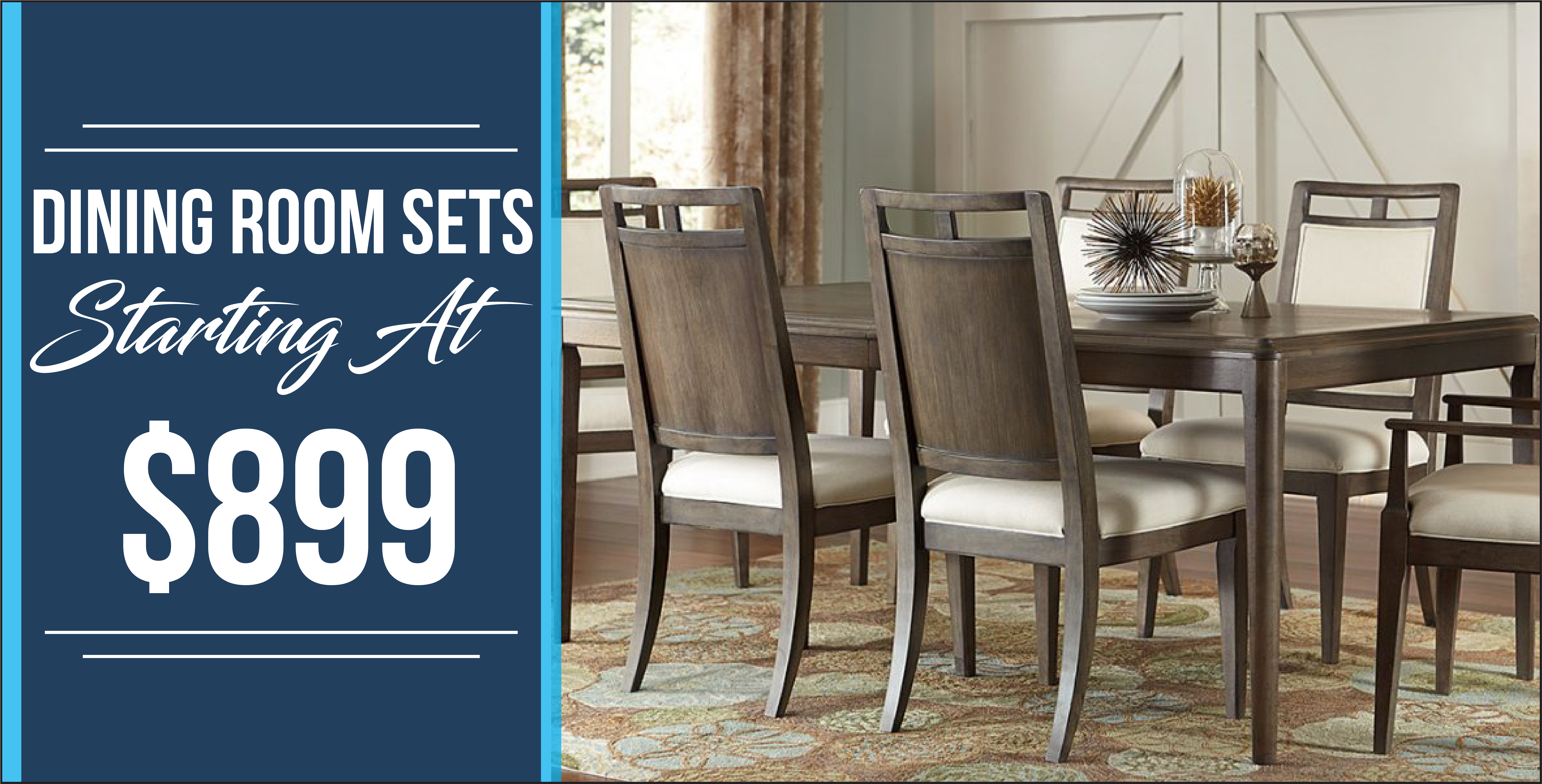 dining sets slider