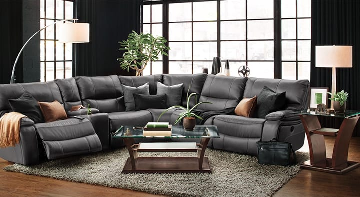 Orlando Sectional Living Room Furniture
