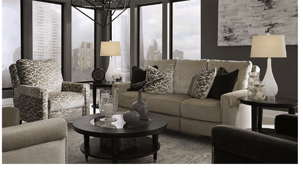 Westchester elevate recliner, living room furniture, sofas