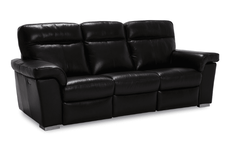 leather sofa, leather couch, living room furniture