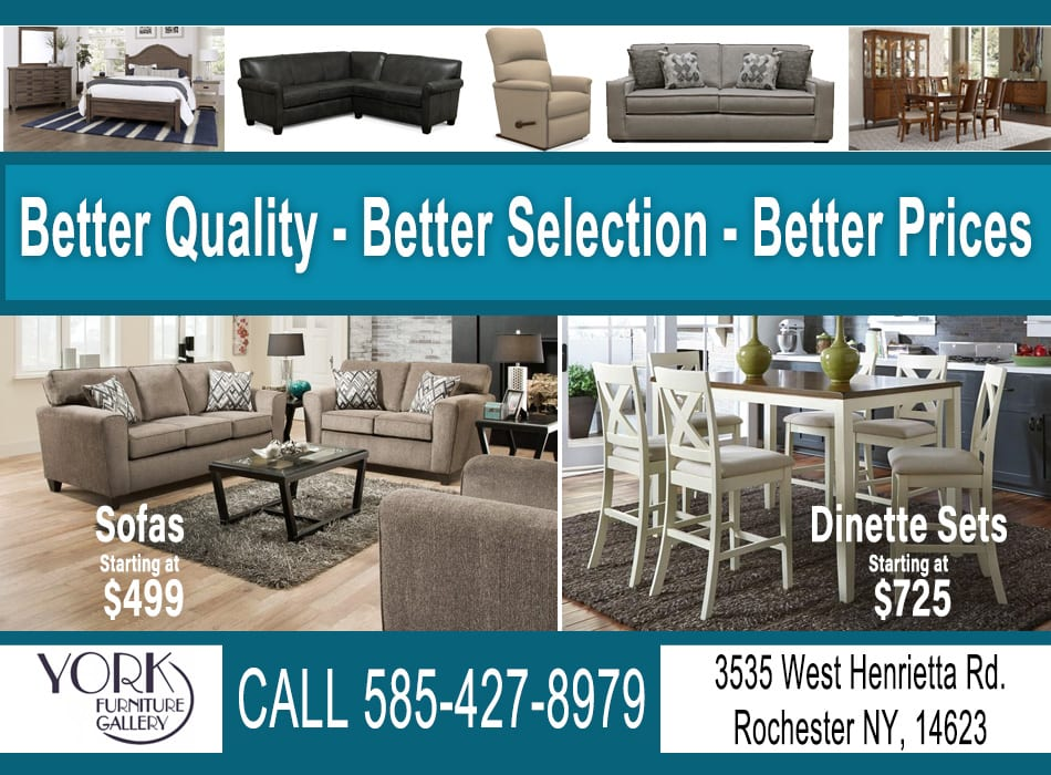 best furniture store in Rochester, furniture stores in Rochester